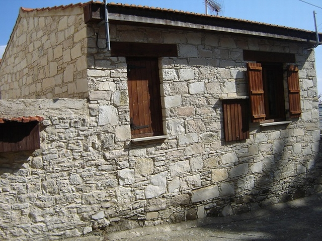 Cyprus Properties for Sale - Traditional Village Houses - Calogirou