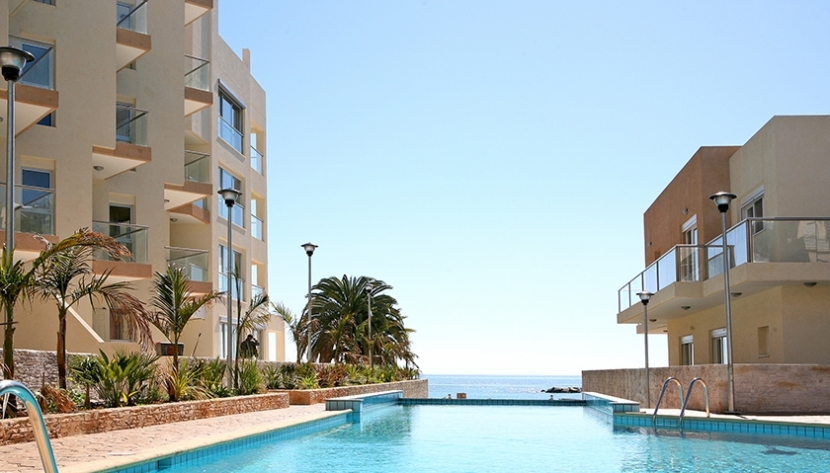 3 BED PENTHOUSE ON THE BEACH LIMASSOL
