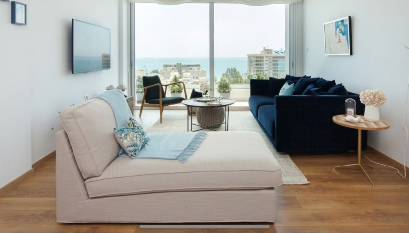 BEAUTIFUL 2 BED APARTMENT 100M FROM THE SEA IN LIMASSOL