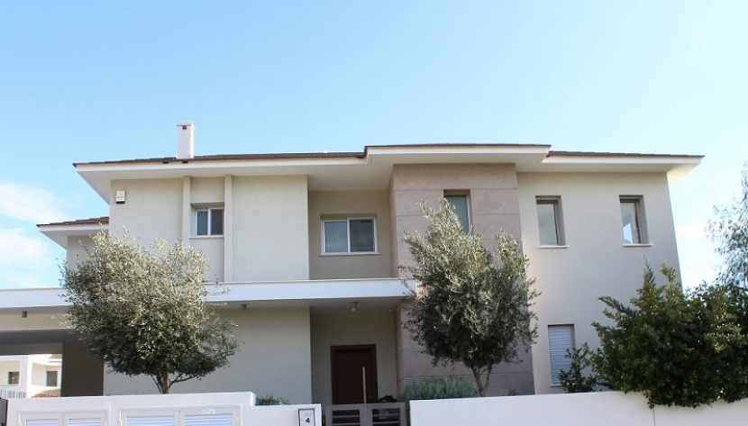 5 BEDROOM VILLA WITH BEAUTIFUL VIEWS IN AGIOS ATHANASIOS, LIMASSOL