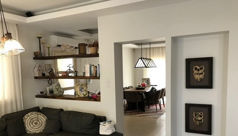 MODERN BEAUTIFUL 3 BEDROOM LINK DETACHED HOUSE IN ERIMI, LIMASSOL