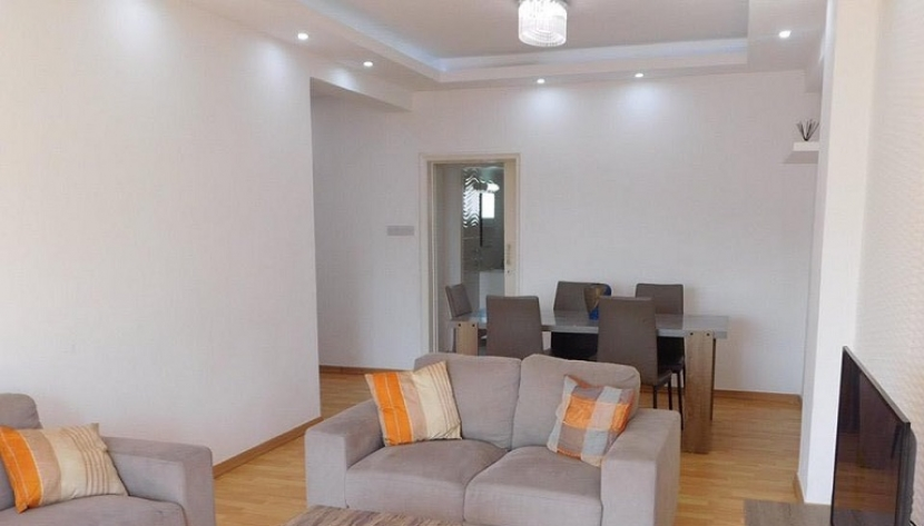 SPACIOUS 3 BEDROOM APARTMENT IN AYIOS TYCHONAS, LIMASSOL