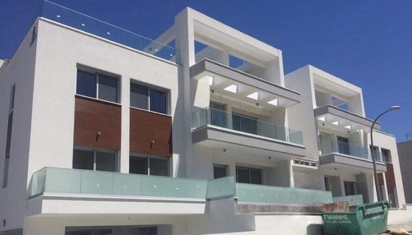 3 BEDROOM GROUND FLOOR APARTMENT IN PANTHEA AREA, LIMASSOL