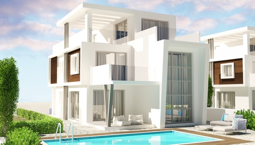 TWO 4 BEDROOM VILLAS IN AYIA NAPA, FAMAGUSTA