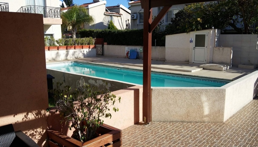 2 BEDROOM MAISONETTE IN YERMASOYIA TOURIST AREA, LIMASSOL