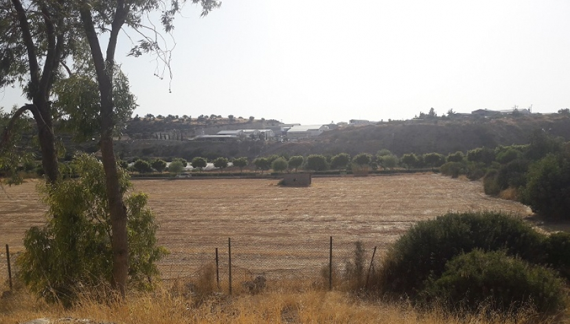 EXCLUSIVE PIECE OF LAND ON THE OUTSKIRTS NORTH OF LIMASSOL