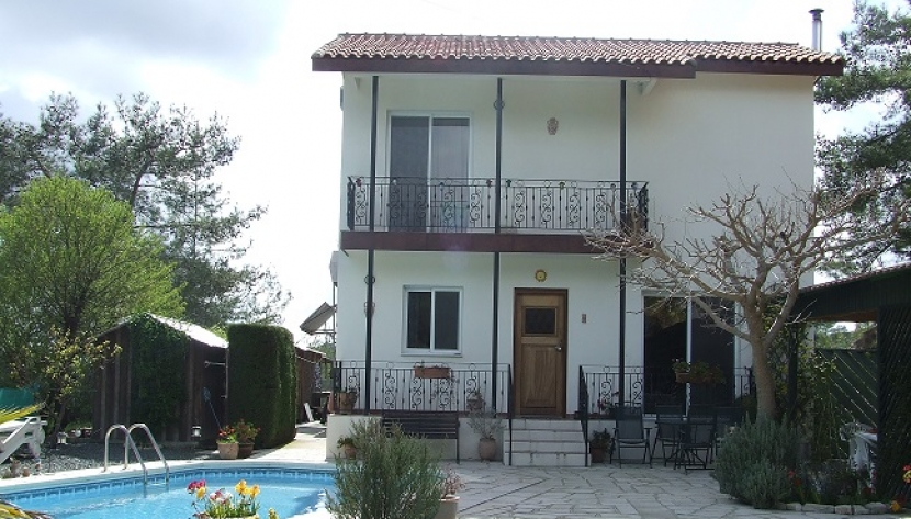 3 BEDROOM HOUSE IN LOUVARAS VILLAGE, LIMASSOL