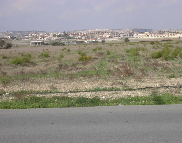 Plot in Larnaca district